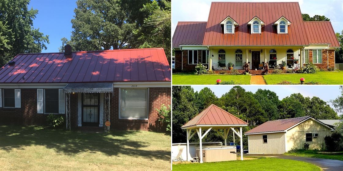Memphis Metal Roofing | Free Quote: Memphis Mighty Metal Roofing