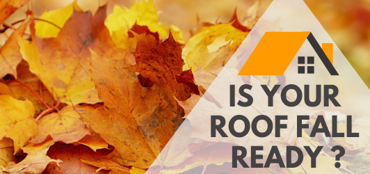 Is your Roof Fall Ready? | Mighty Metal Roofing