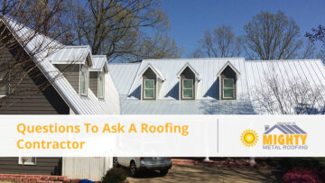 Top 4 Questions to Ask Your Roofing Contractor